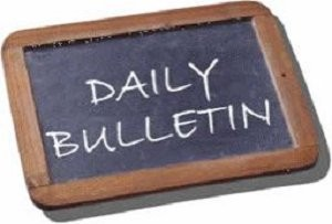 Home Page Daily Bulletin